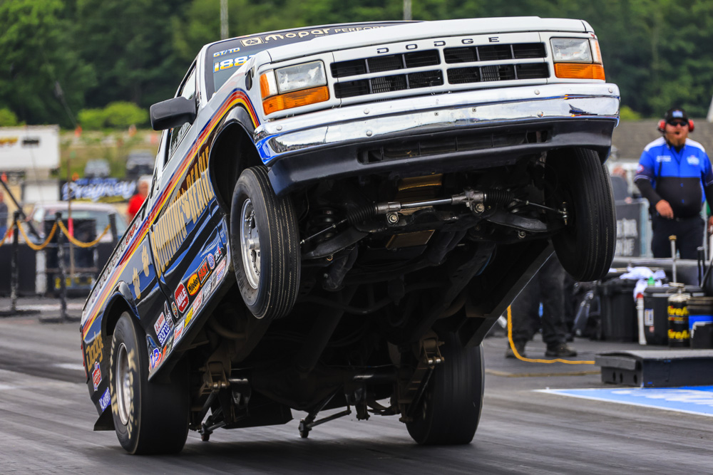 2021 NHRA New England Nationals Action Photos: Wheels Up Sportsman Competition At New England Dragway