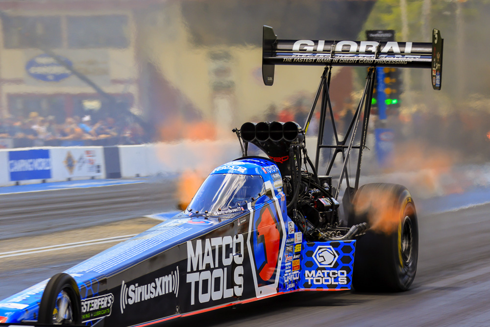 Top Fuel Action Photos: Check Out The Fuelers Competing At The 2021 NHRA New England Nationals