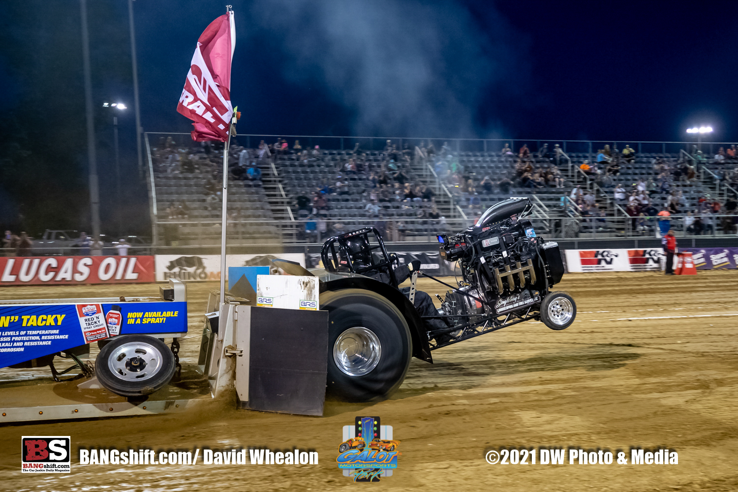 Lucas Oil Pro Pulling League Mule City 300 Action Photos: The Beasts Were Roaring Again At GALOT Motorsports Park!