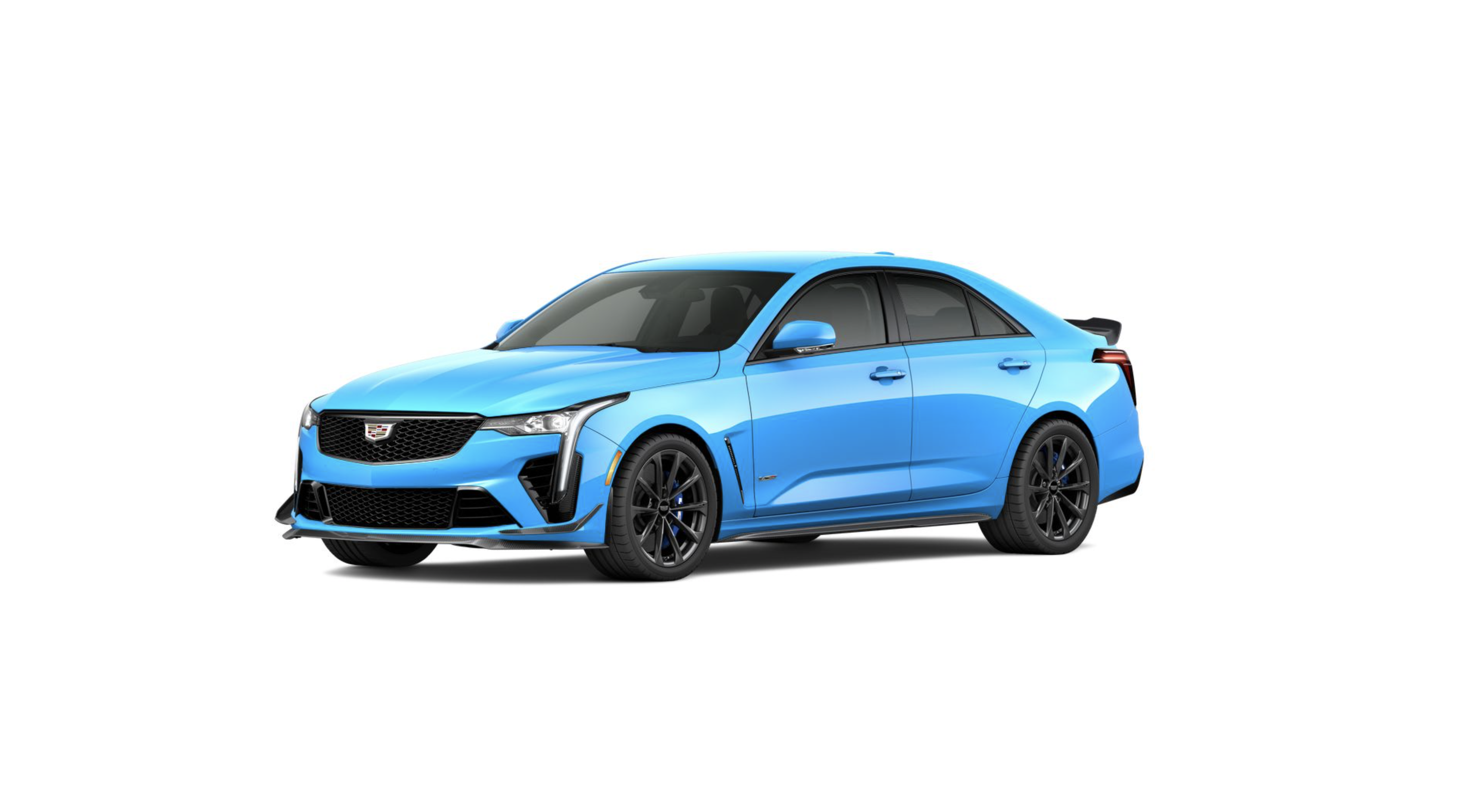 Turn Him Loose: Here's What You Get When A Car Crazed 14 Year Old Runs The Gamut On The Cadillac Blackwing Configurator