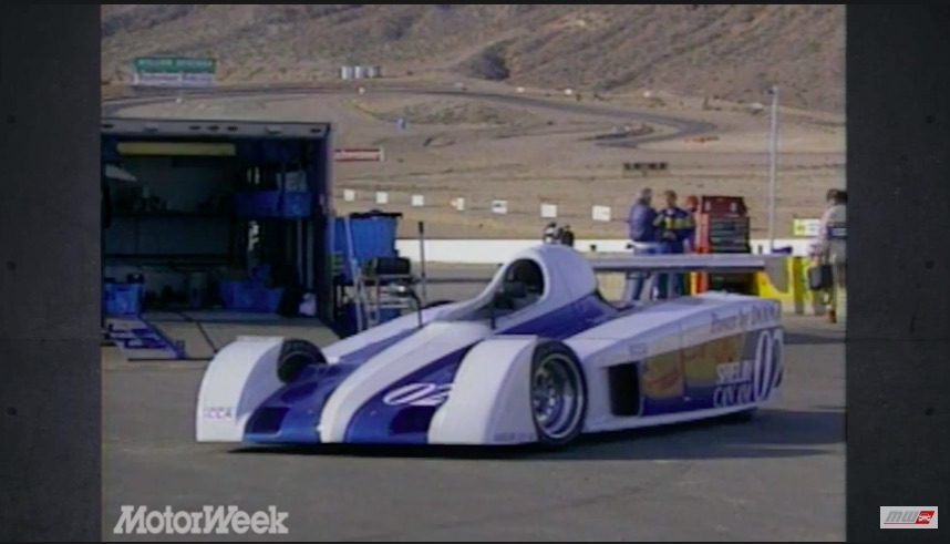 Back To The Track: This Look Back At The 1990 Shelby Can-Am Shows A Program That Launched Careers