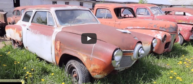 Gasser Build Starts Now: Pulling An Old 1951 Studebaker Out Of Storage And Transforming It Into Gasser Greatness