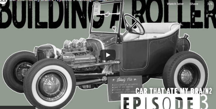 The Tweedy Pie Re-creation Project Keeps On Giving. What A Lesson In Hot Rodding.