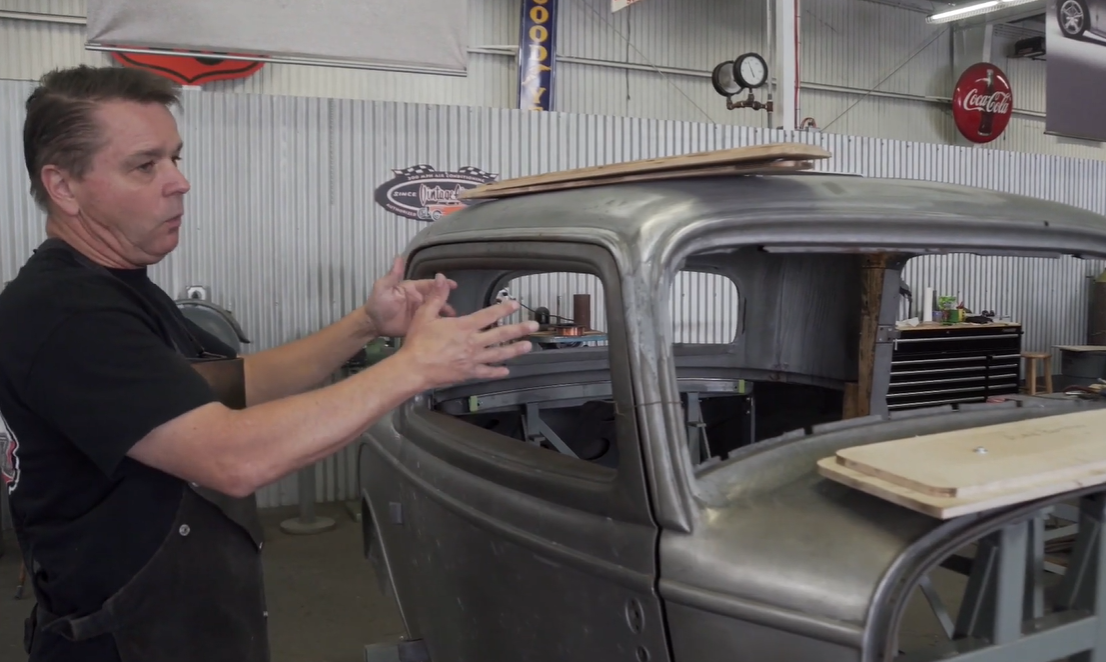 Chop Top How-To: Walden Speed Shop Shows How To Chop The Top On A 1932 Ford