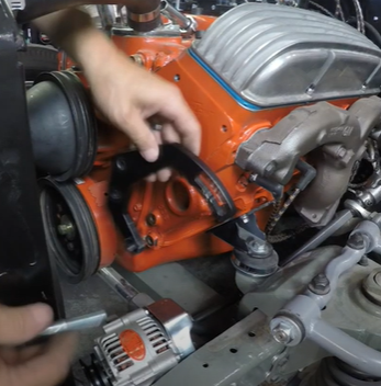Need A Small Alternator To Fit On Your Hot Rod Or Race Car? Check Out This Little Denso Style Unit From Powermaster