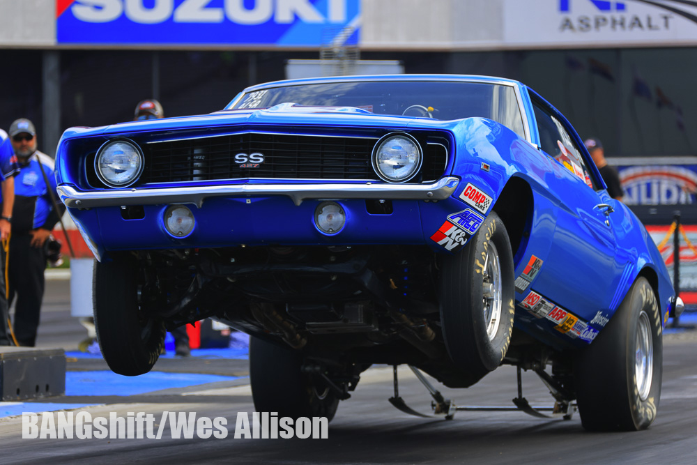 Wheels Up NHRA Winternationals Photos Start Right Here! It's The Winternationals, But It Is Happening In July!