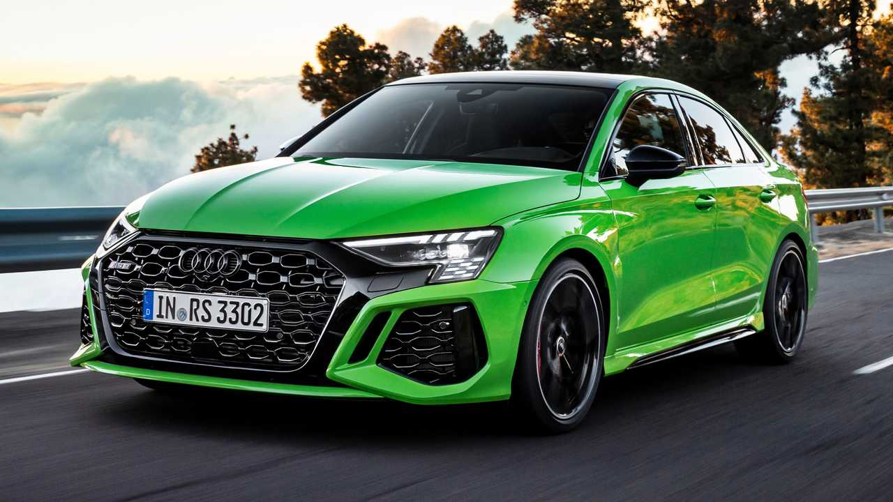 The 2022 Audi RS3 Gets More Power, More Technology, More Speed!