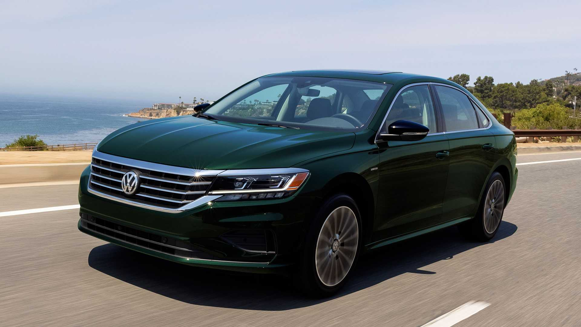 Hasta La Passat-sta: One Of The Best Selling Sedans Of All Time Is Done To Make Way For EV Production