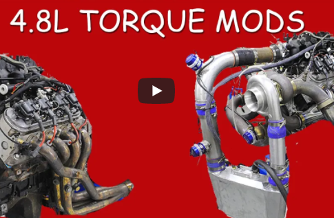 Cams, Cubes, Or Boost? Which One Makes The 4.8 LS A Torque Monster?
