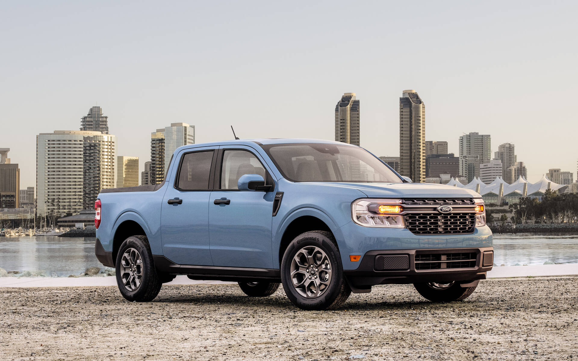 Tiny Tough Guy: Is Ford Planning On A Factory Hot Rodded Version Of The Little Maverick Truck?!