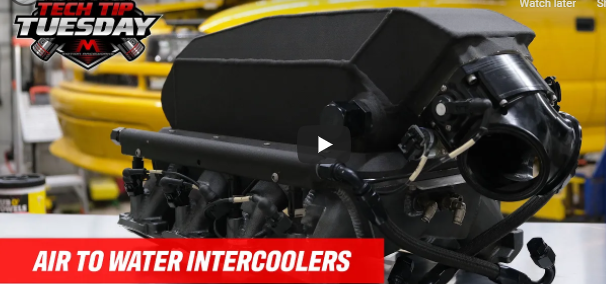 Air To Water Intercoolers: What You Need To Know Before Installing One On Your Ride