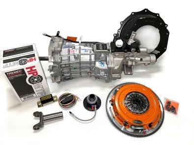 Making Big Mopar Power? American Powertrain Introduces New High Horsepower GEN III HEMI® 6-Speed Transmission Package