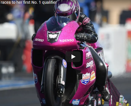 B. FORCE, CAPPS, ANDERSON AND A. SMITH CLAIM NO. 1 SPOTS AT NHRA SONOMA NATIONALS