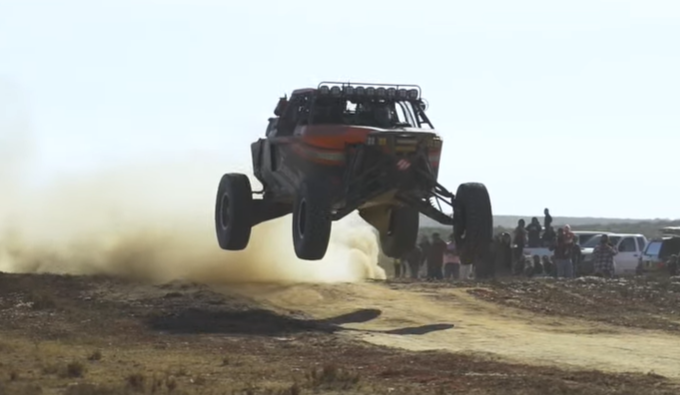 How To Win Class 1, And Finish 6th Overall, At The Baja 500 In A Bad Ass 2-Wheel Drive Buggy