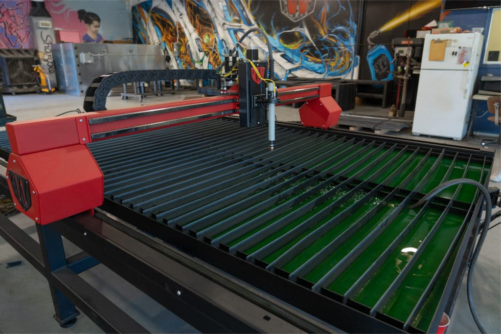 BANGshift Question Of The Day: Which Tool Would You Rather Have In Your Shop? CNC Plasma Table Or CNC Milling Machine?