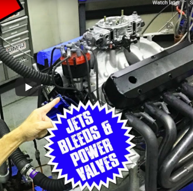 """Holley Carb Tuning Tips And Tricks With Steve """"The Carb Whisperer"""" Brule From Westech Performance!"""