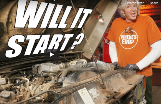 Edd China's Workshop Diaries: Will The Range Rover Finally Start? Or Has All This Work Been For Nothing?