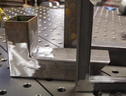 Grinding Inside Corner Welds Isn't Hard, But It Is Easy To Mess Up!q