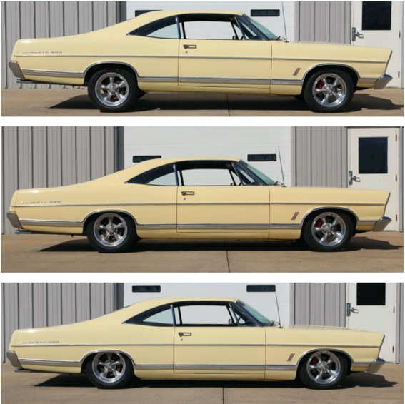 Ridetech Introduces Full Bolt-In Suspension For The 1965-1972 Ford Galaxy – No Fabrication, Cutting, or Welding!