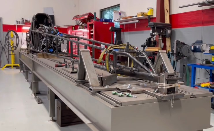 Video Of Rob Wendland Front Halfing Larry Dixon's Top Fuel Dragster: Sounds Simple, But It All Has To Be Perfect!