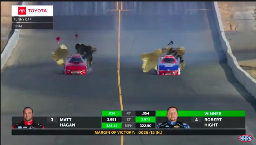 Wine Is For Winners: Watch The Final Round Runs From The 2021 NHRA Sonoma Nationals!