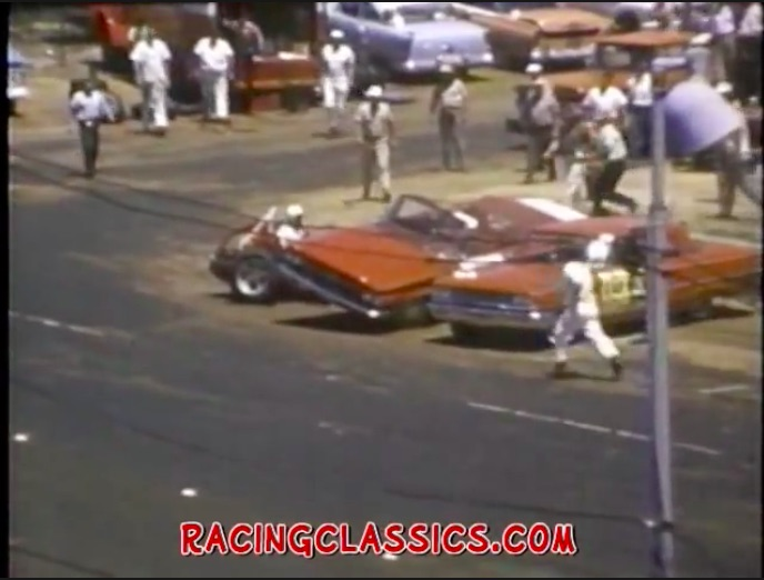 Legends of Puke Hollow: This 1963 USAC Race Film From The Infamous Langhorne Speedway Is Amazing
