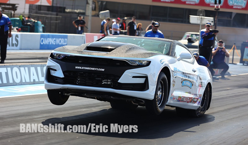 More Hot Action Photos From The NHRA Sonoma Nationals: Flames, Wheelstands, Burnouts, And More!