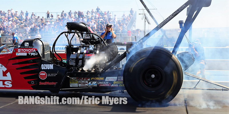 Drag Race Photos: NHRA Sonoma Nationals Photos Continue. Big Power, Wheels Up Action, And More!