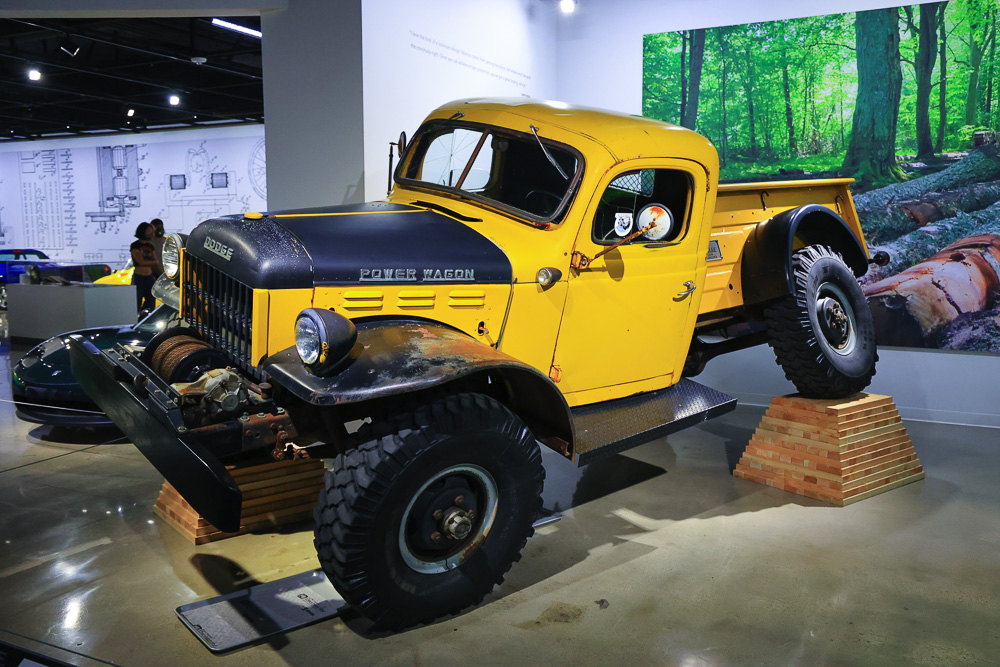 Peeking In The Petersen: Check Out These Images of The Coolest Cars Inside The Petersen Automotive Museum