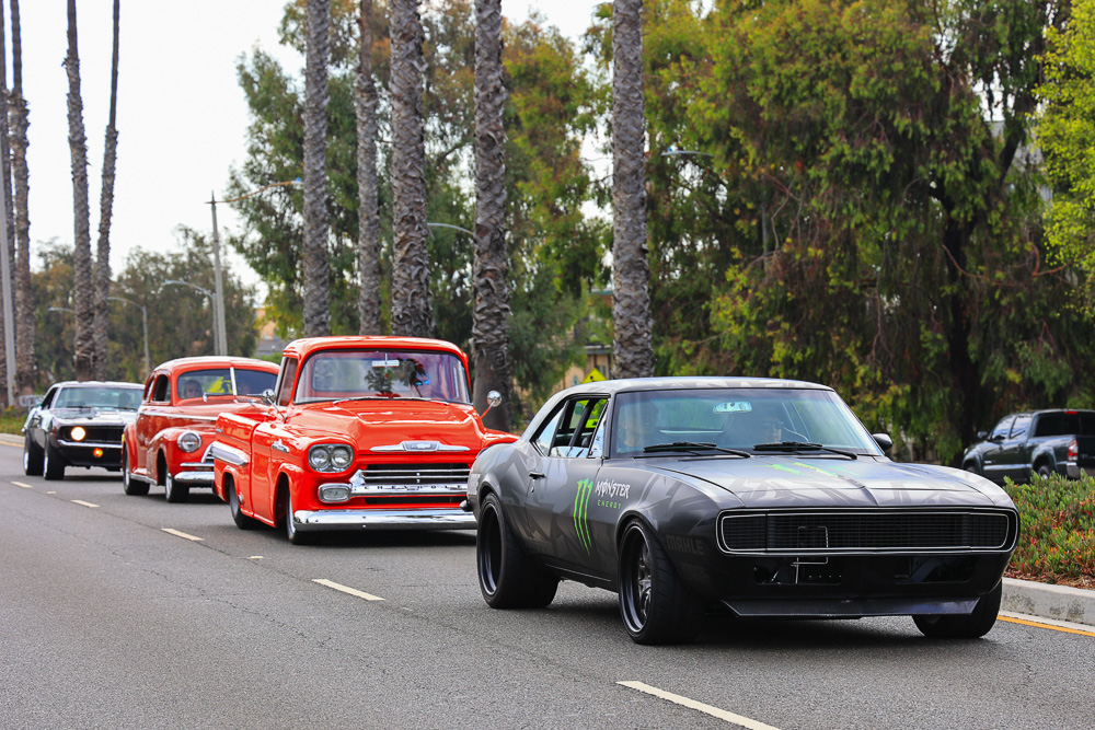 Cruise Photos: SoCal's Quarantine Cruise Is Bigger And Better Than Ever! Look At These Hot Rods, Muscle Cars, And Customs On The Street!