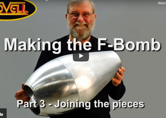 The F-Bomb Project Keeps Coming Together. All The Pieces Are Starting To Be Connected And It's Looking Killer.