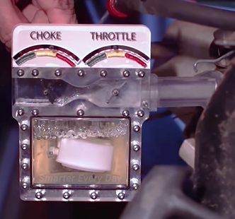 Check Out This See Through Carburetor Working In Ultra Slow Motion!