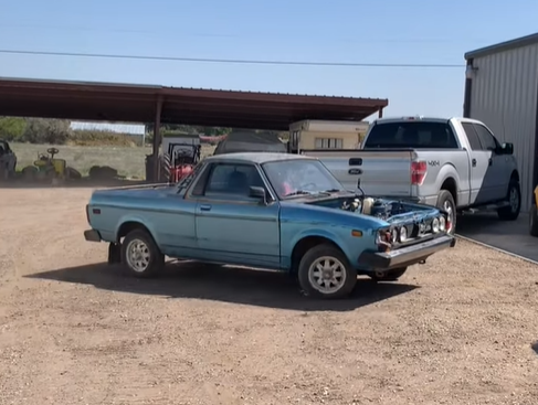 An Electric Subaru Brat? Okay, This Is An Electric Vehicle Swap We Think Might Be Real Fun!