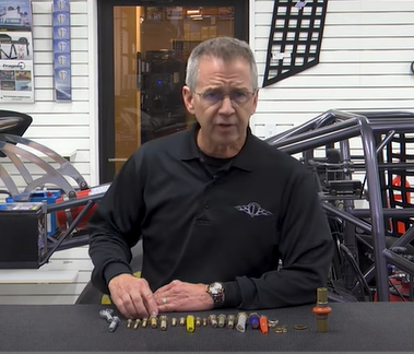 Chassis Hardware Lessons: Nuts And Bolts Matter! Tim McAmis Explains Why You Need To Pay Attention To The Hardware You Use.