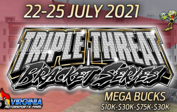 Triple Threat Big Money Bracket Racing Is LIVE Right Here! Several Hundred Thousand Dollars On The Line This Weekend!
