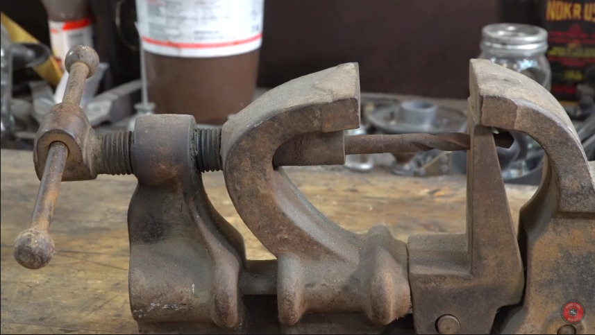 Hand Tool Rescue: Watch This 100 Year Old Vice – Drill – Anvil Combo Get Restored, Totally Oddball Tool