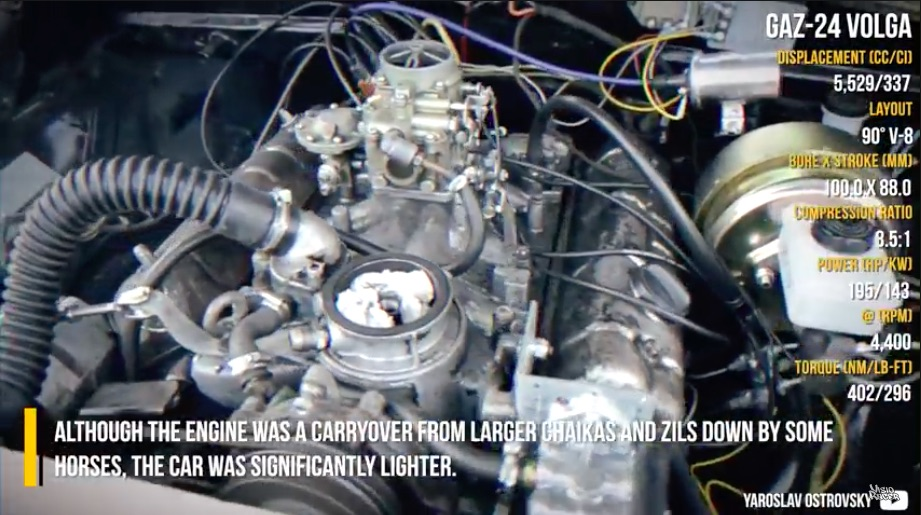 Lazy Bones: Here's A Profile Of The Most Underpowered V8 Production Engines (In Hp/per liter) – Agree?