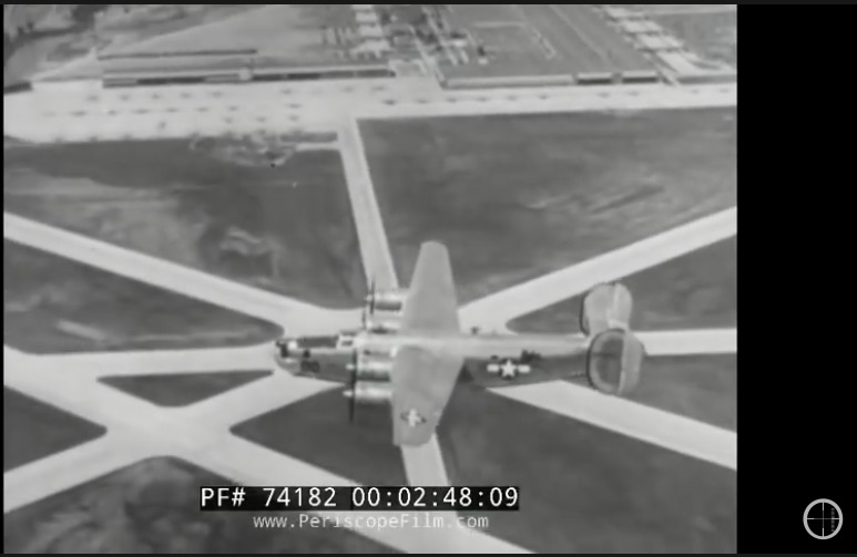 Amazing Film: The Story Of B-24 Bomber Production At Ford's Willow Run Factory