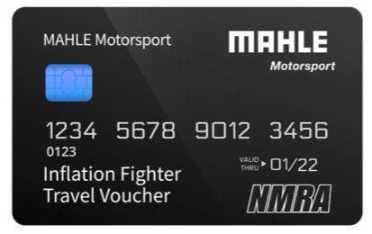 Inflation Fighter: MAHLE Motorsport Announces NMRA/NMCA Travel Voucher Program