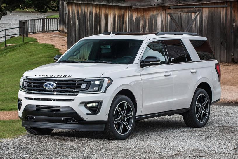 Luxury Land Bruiser: Ford Preparing The Upcoming 2022 Expedition ST – A Sported Up SUV The Size Of A House