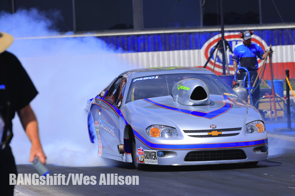 NHRA Photos: Our NHRA Winternationals Photos Keep Coming. More Wheels Up Sportsman Big And Small Tire Action!