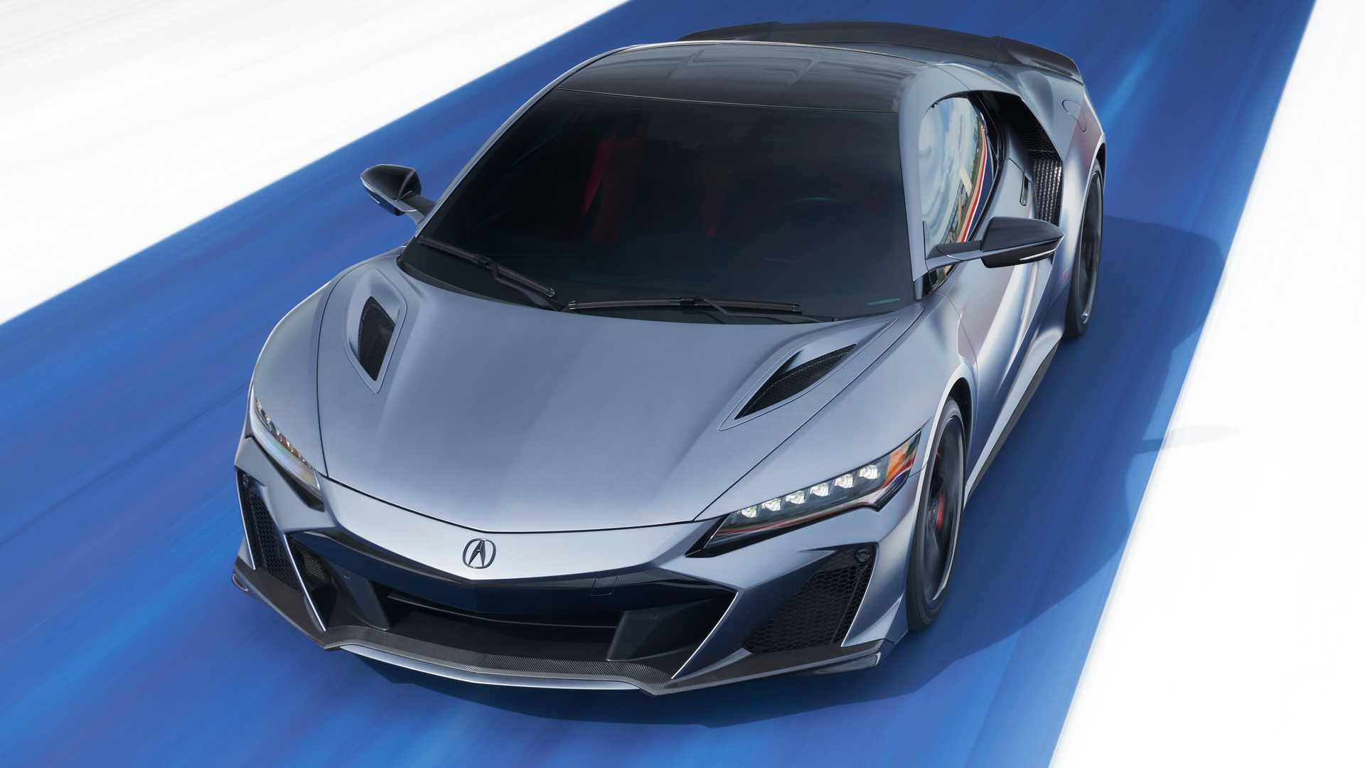 Out With A Bang: The NSX Type-S Will Be The Lighter, Faster, Better Version Of The Supercar No One Bought