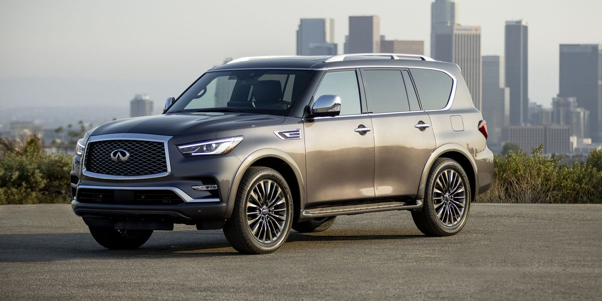 Beyond The Badge: Has The Infinity QX80 Fallen Behind It's Brother The Nissan Armada?!