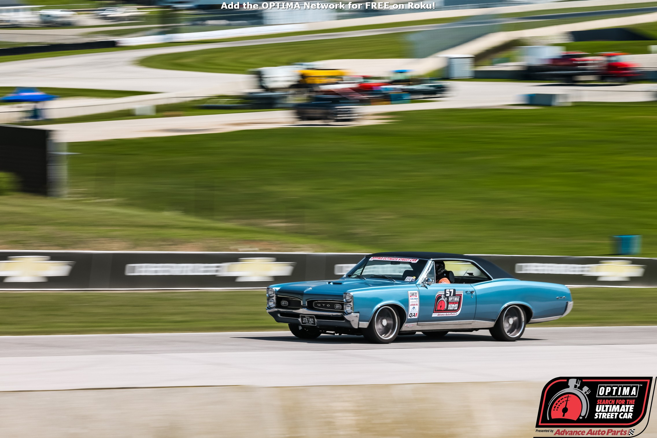 More Pro Touring Action Photos From DriveOptima At Road America In Wisconsin