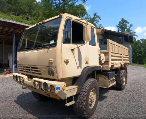 Buy A Military Truck, Hook It To Your Trailer, And Go! Simple Right? Well, Not So Much Unfortunately.