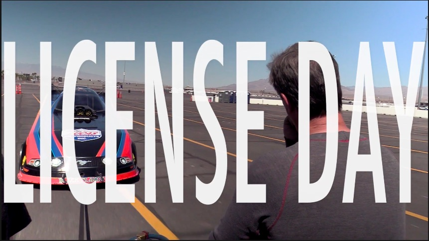License Day: This Behind The Scenes Video Featuring Jason Rupert Getting His NHRA Funny Car License Is Awesome
