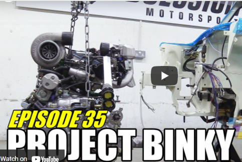 Project Binky Update: Reassembly Is Well Underway! When Will It Make Its First Drive?