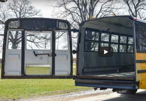 If You've Ever Thought About Turning A School Bus Into A Toy Hauler, Watch This For Inspiration And Some Tips!