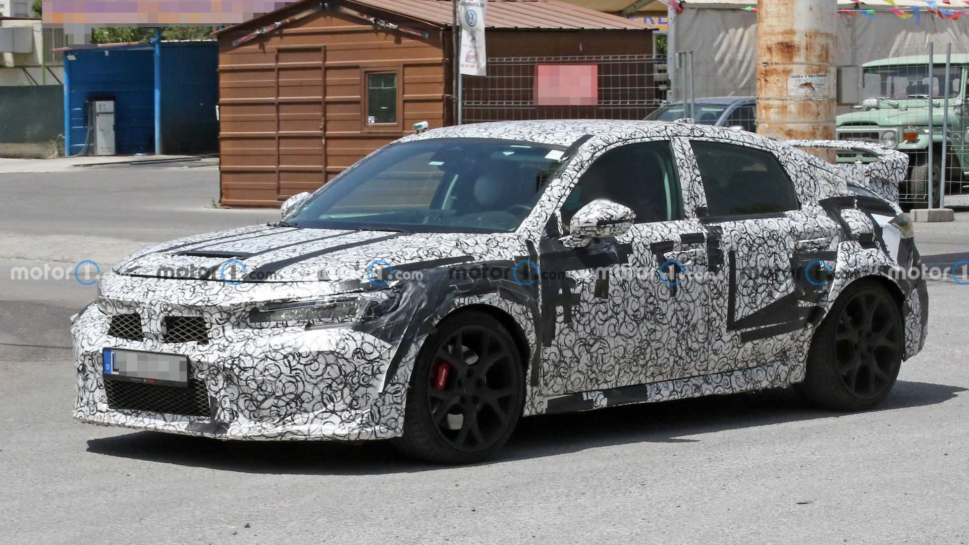 2022 Civic Type-R Spied: Styling That Still Raises Eyebrows And Performance That Still Raises Pulse Rate