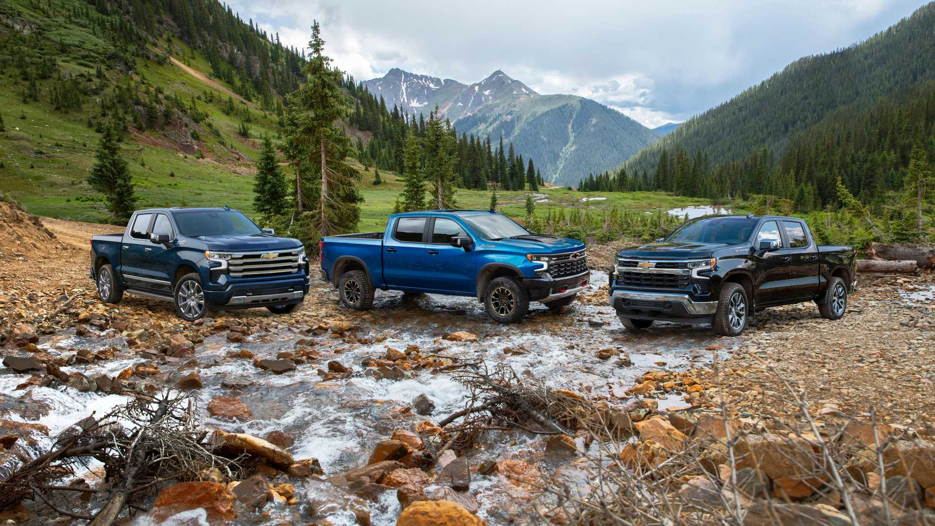 Back In The Game: The 2022 Silverado Arrives With Updates And A Raptor Fighter (Finally)